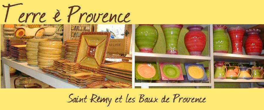 Terre è Provence : poteries provençales, fabrication de poterie ...